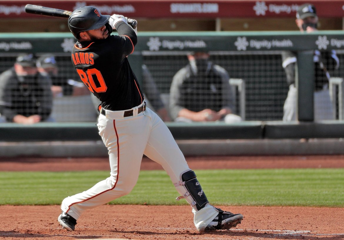 Heliot Ramos | Scouting Report: Giants OF Prospect