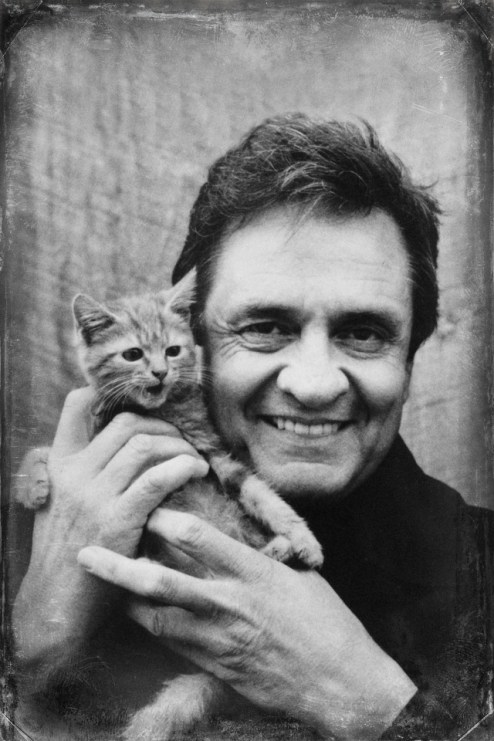 cash with kitty