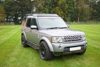 Land Rover Discovery 3 and 4 Roof Rack : ProSpeed