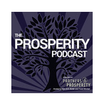 The Prosperity Podcast Logo