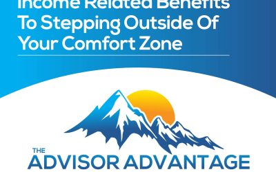 Income Related Benefits To Stepping Outside Of Your Comfort Zone – Episode 148