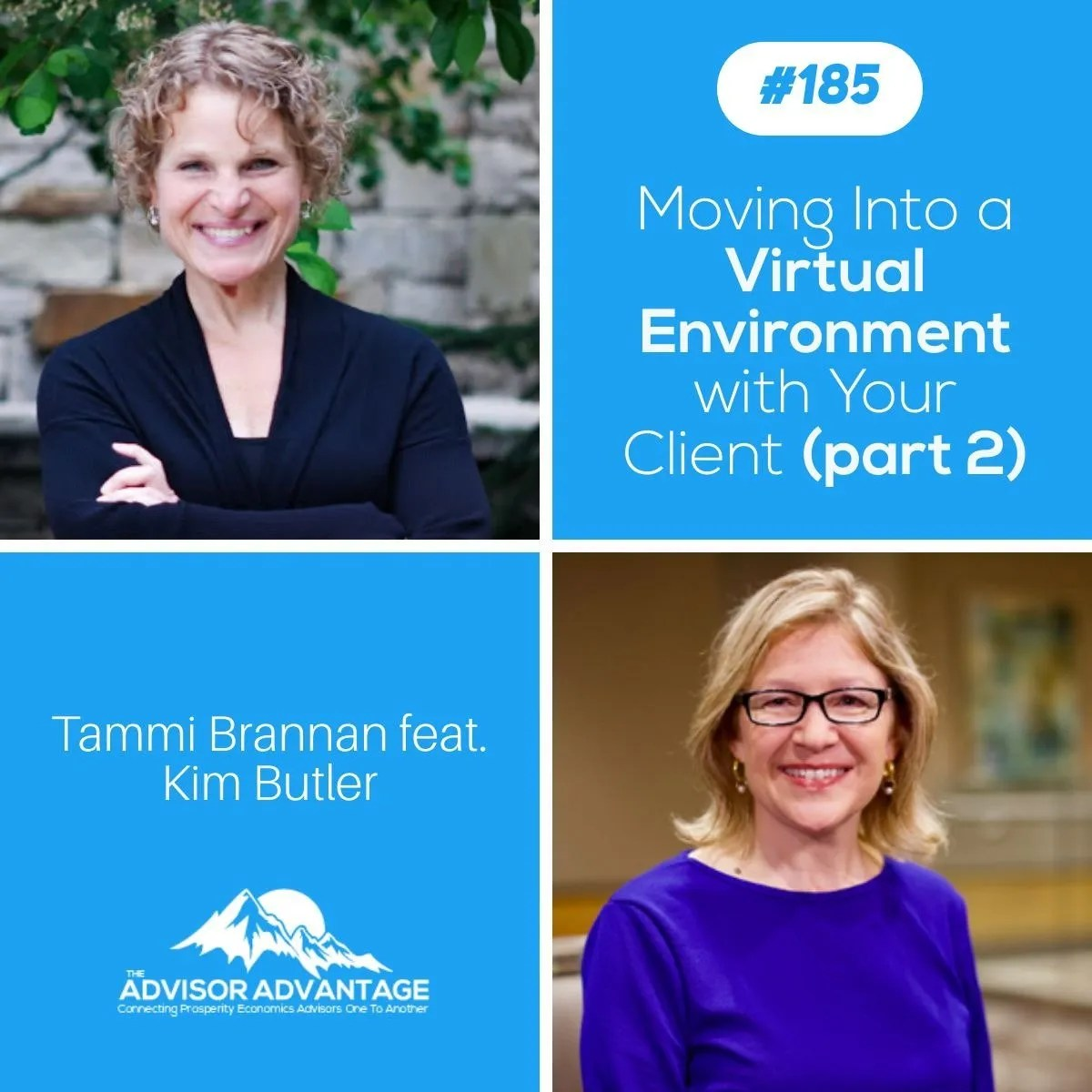 Moving Into a Virtual Environment with Your Client (part 2) – Episode 185