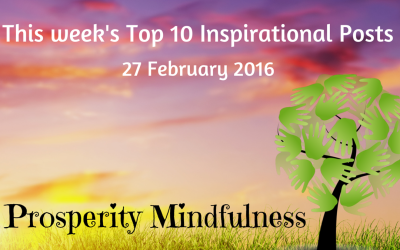 This Week's Top 10 Posts – 27 February