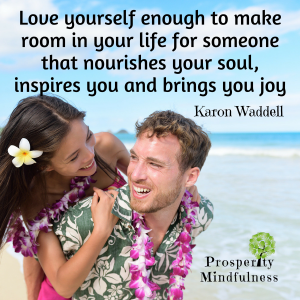 love yourself enough#2.prosperitymindfulness