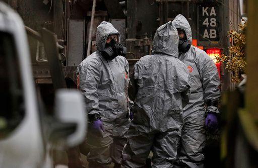 Spia russa avvelenata, Russia annuncia l'espulsione di diplomatici britannici