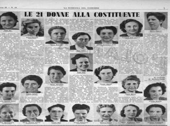 La Domenica del Corriere, 4 agosto 1946