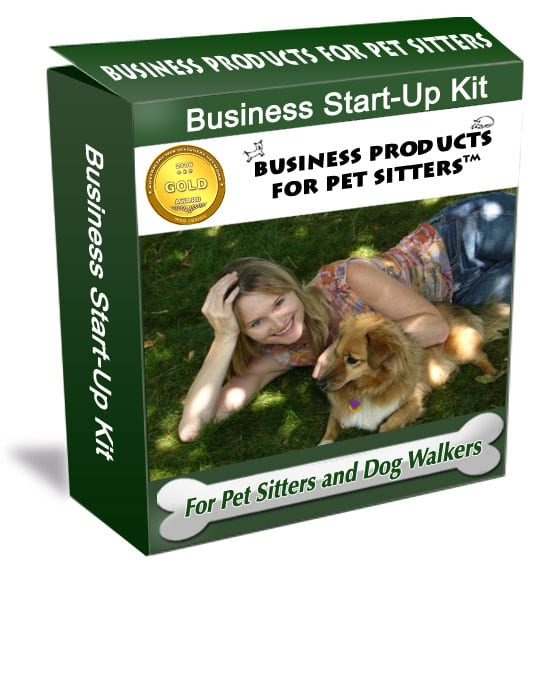 Start-Up Kit to Create a Pet Sitting and Dog Walking Business