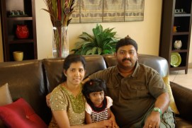 Anne, Ida and Varghese