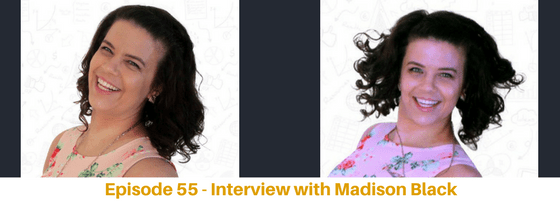 The Prosper + Profit Podcast Interviews Madison Black, creating a slow health movement