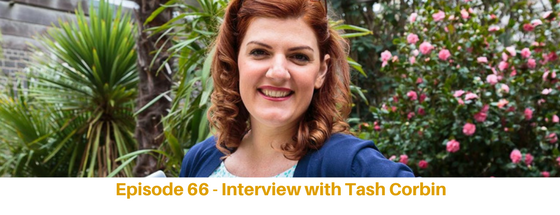 Episode 66: Interview with Tash Corbin, Aligning with Heart Centered Entrepreneurs