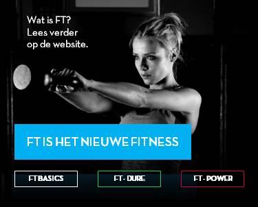 Functional training is het nieuwe fitness