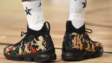 """Photo of Grading """"The 10 Worst NBA Shoes Worn This Year"""""""