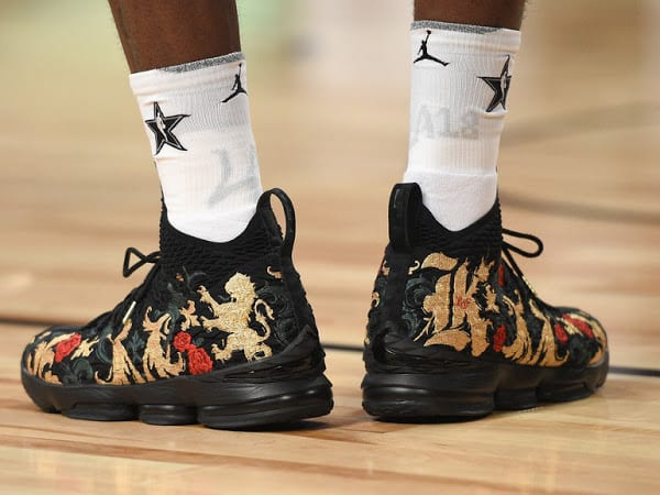 """030cce91958 Grading """"The 10 Worst NBA Shoes Worn This Year"""" – Pro Sports Extra"""