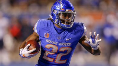 Photo of Vikings select Boise State RB