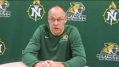 Photo of Bill Sall Leaves NMU to Become Head Men's Basketball Coach at Calvin College