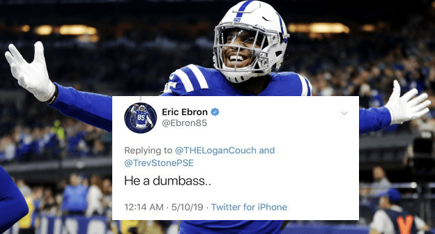 Eric Ebron Just Called Me A Dumbass… Here We Go Again | @Ebron85 – Pro  Sports Extra |