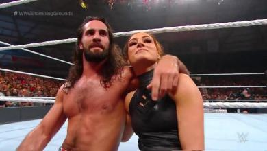 Photo of WWE Superstars Becky Lynch and Seth Rollins Just Got Engaged