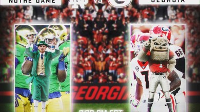 Photo of Notre Dame vs. Georgia Preview!!!!