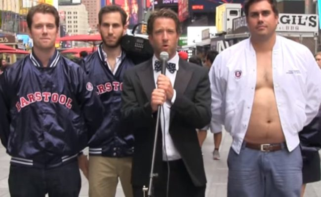Dave Portnoy Said Barstool Sports Was Close To Sponsoring