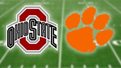 Photo of Ohio State's Kryptonite, the Clemson Tigers