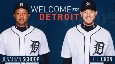 Photo of The Detroit Tigers Finally Made Some Moves, Sign C.J. Cron and Jonathon Schoop to One-Year Deals