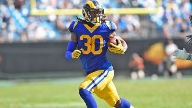 Photo of Report: Rams looking to trade Todd Gurley