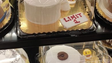 Photo of Albertsons Stores Are Selling Toilet Paper/Poo Cakes