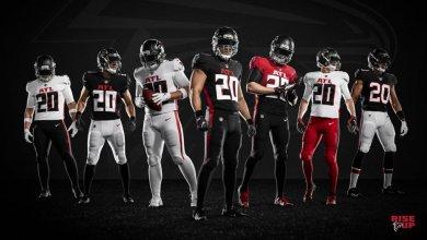 Photo of Watch: Carolina Panthers Roast Rival Atlanta Falcons on the Team's New Uniforms