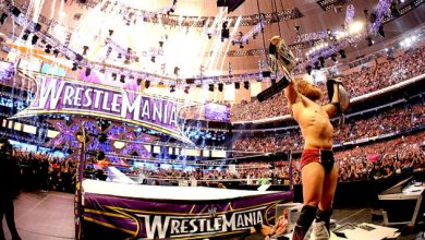 Photo of Top 10 Moments in WrestleMania History | #WrestleMania