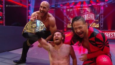 Photo of WrestleMania 36 Live Results – Sami Zayn Retains The Intercontinental Championship Against Daniel Bryan | #WrestleMania