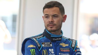 Photo of Kyle Larson Fired by Chip Ganassi Racing