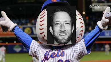 Photo of Is Dave Portnoy part of a group that is looking to buy the Mets? It sure looks like it. @StoolPresidente