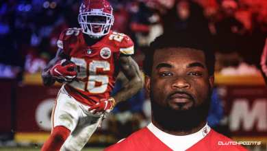 Photo of Breaking: Kansas City Chiefs RB Damien Williams has opt out of the 2020 season!
