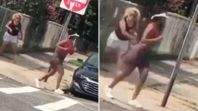 Photo of Racist Throws Glass Bottle At Jogger – Tiffany Johnson Attacked In New York
