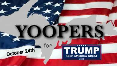 Photo of One More Road Trip: Yoopers for Trump Caravan Will Be Back On the Road 10/24