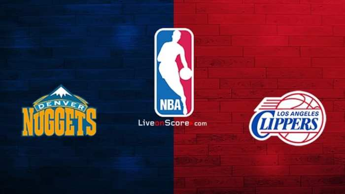 Nba Denver Nuggets Vs La Clippers Game 3 Live Stream Reddit Online Pro Sports Extra