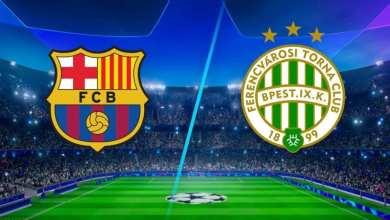 Photo of Free@~Barcelona vs. Ferencvaros Live stream UEFA Champions League