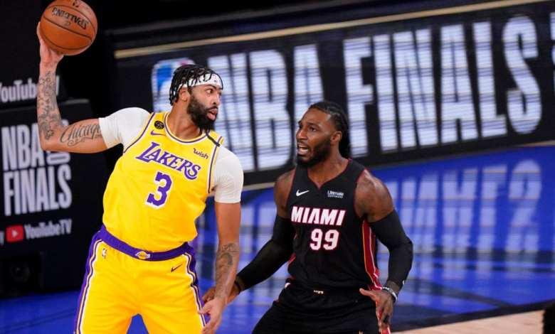 Los Angeles Lakers vs Miami Heat live