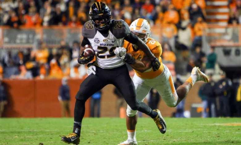 Missouri vs Tennessee