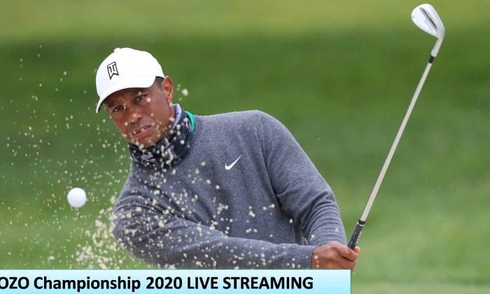 2020 Zozo Championship free reddit live streaming