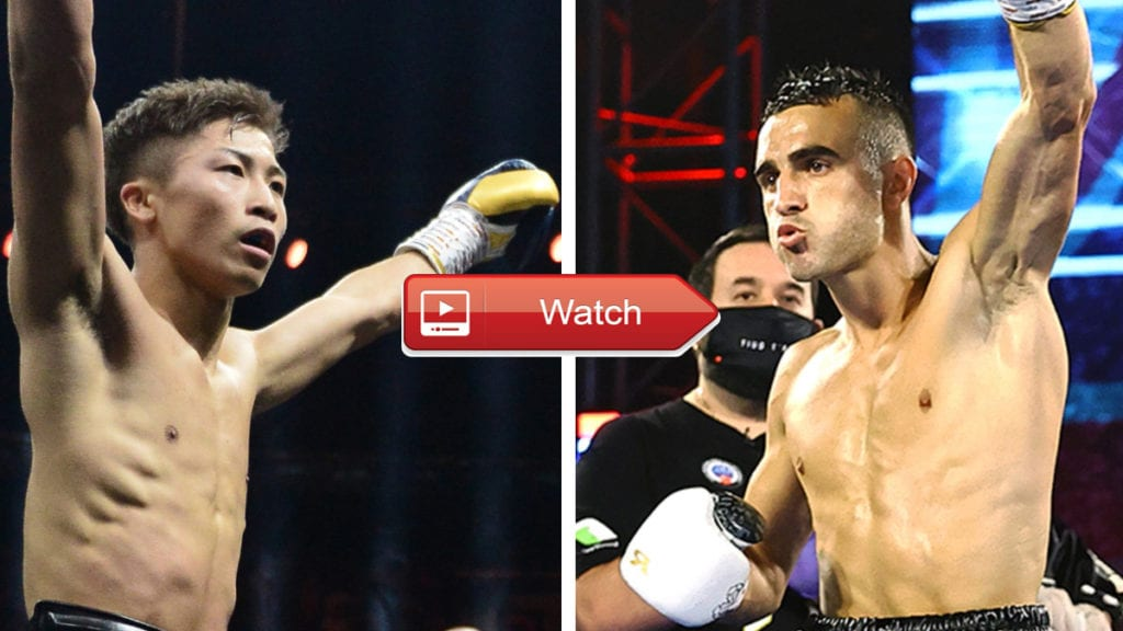 Boxing: Inoue vs. Moloney Live Free Online  Reddit Streams Naoya Inoue vs Jason Moloney Full