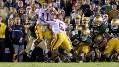Photo of 15 Years Ago Today: Reggie Bush Cheated in a Game at Notre Dame