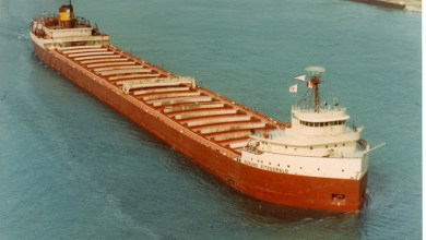 Photo of 45 Years Ago Today: The Edmund Fitzgerald Sinks During Fierce Lake Superior Storm