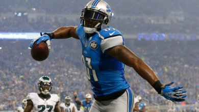 Photo of Calvin Johnson Named Semi-Finalist For Pro Football Hall Of Fame