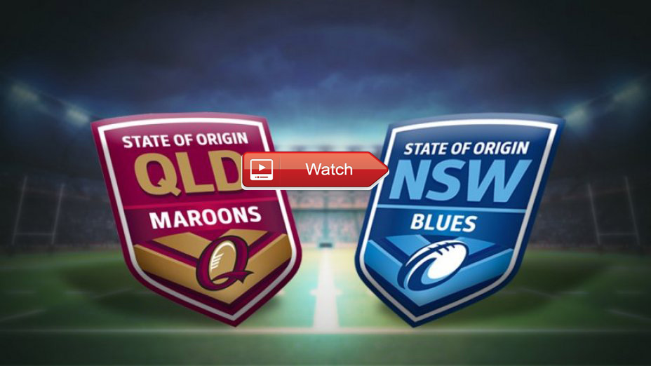 Watch State of Origin Rugby Game II Live Free Reddit | NRL ...