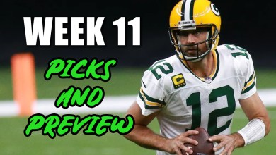 Photo of Week 11 NFL Picks And Preview