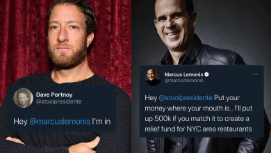 Photo of Marcus Lemonis and Dave Portnoy to Start New York City Relief Fund with Donations of $500,000 Each | @stoolpresidente @marcuslemonis