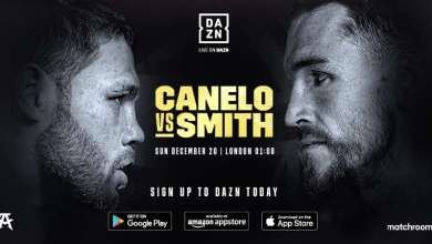 Photo of ~@[BOXING FREE]@~Canelo vs Smith live stream: How to watch fight on TV and online