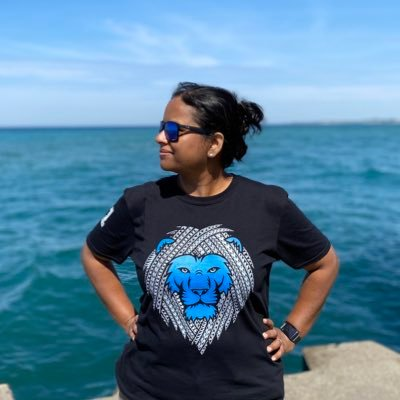 Photo of Detroit Lions Send Dinner to Diehard Fan, Sweta, Who Found Out her Unborn Child Sadly Doesn't Have A Heartbeat  – @sweta2311 @Lions