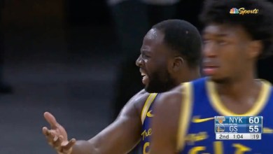 Photo of Draymond Green Got Ejected For Cussing Out His Own Teammate?